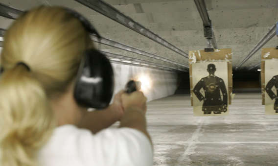 Tips for first time shooters at the gun range